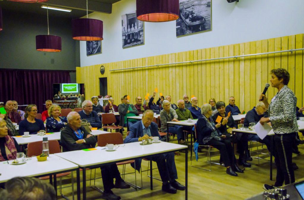 Toekomst van Andijk: verslag 1e informatieavond stuurgroep kernvisie
